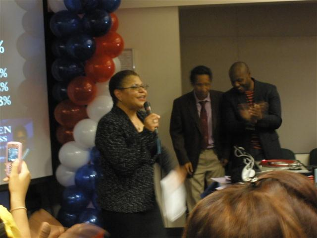 Karen Bass Victory Party_Karen